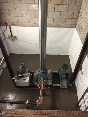 Underground Parking Waterproofing Toronto